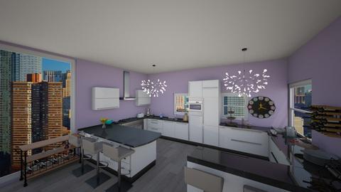 keuken - Kitchen - by tuttebellie2
