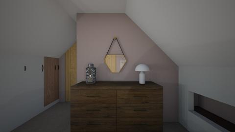 Guest Bedroom 5 - by inkyminkinteriors