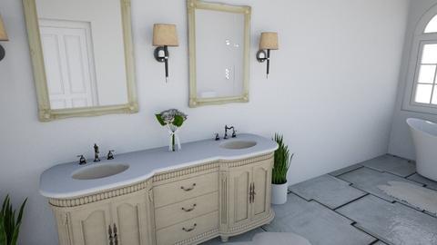 Fresh Elegance - Bathroom - by hlk