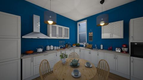 modern kitchen - Modern - Kitchen - by amilya