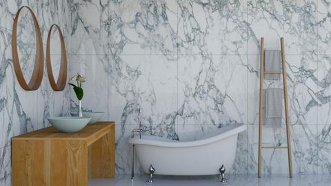 Bathroom - Classic - Bathroom - by nataliagb
