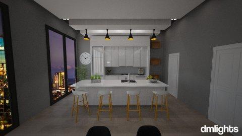 H kitchen - by DMLights-user-1077741
