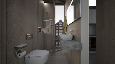 Casa274Bathroom - Modern - Bathroom - by nickynunes