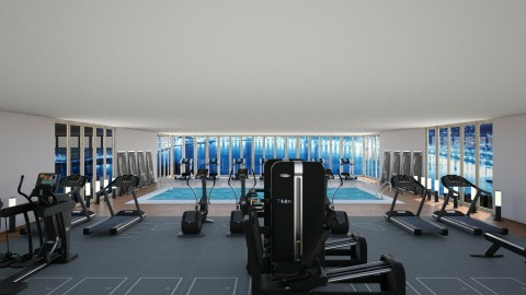 lux fitness4 - by canadian architect