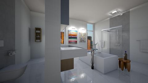 Perfect 5 Bathroom - by raphaelfernandesdesign
