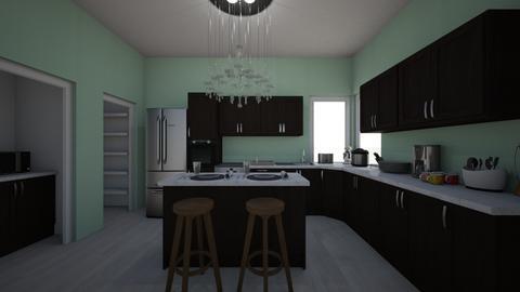 Nanas Kitchen Renovation - Kitchen - by cbruno23