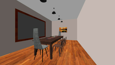 Dinning room - Dining room - by mmwwjs