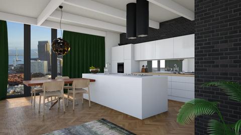 SOW Kitchen - Modern - Kitchen - by 3rdfloor