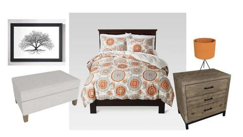Awend Guest Bedroom - by CrestwoodDesigns