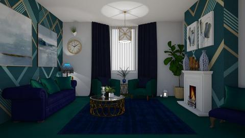 Emerald Sapphire - by creato