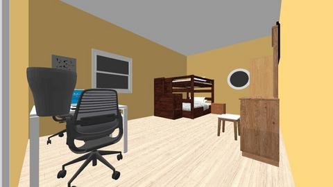bunkd - Bedroom - by kiki123807