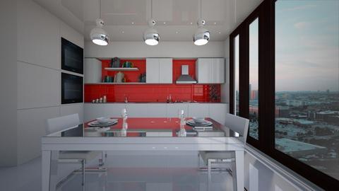 hgfdsasdfgh - Kitchen - by hivek93
