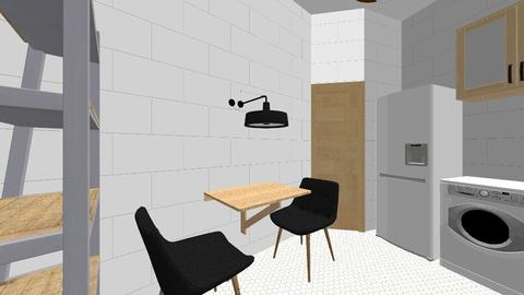 KK8 Kitchen - Minimal - Kitchen - by tordaim94