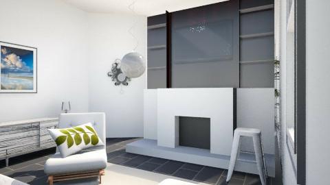 Bite - Living room - by LaurenPixy