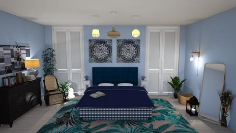 Patterns - Bedroom - by Ancy