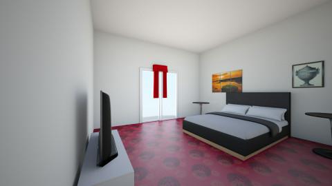 My Dream Room - Bedroom - by Stephanie Leivas_683