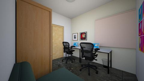 room14 - Eclectic - Office - by Pitipop