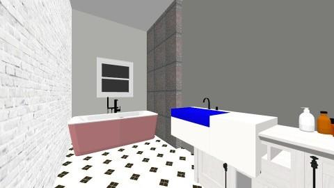 dddd - Bathroom - by Nina Muranji
