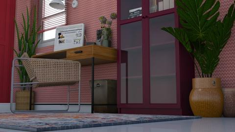 Small office - Modern - Office - by HenkRetro1960