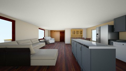New Mexico house - by kowsley