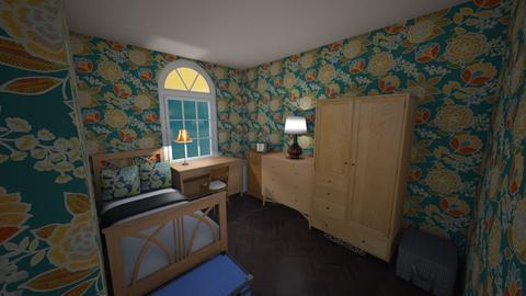 44 - Bedroom - by scourgethekid
