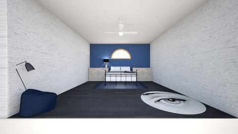My Room - Bedroom - by jessanes