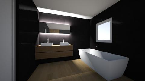 badkamer - Bathroom - by robbemeirlevede