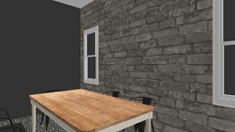 EM - Dining room - by esmayoral