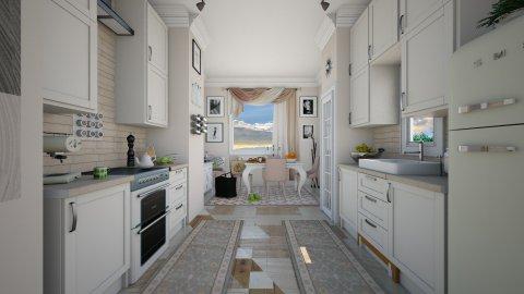 Cozy Kitchen - Kitchen - by Jodie Scalf