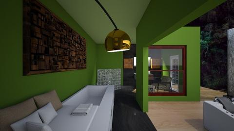 Bath Retreat DMK - Bathroom - by dedraekelly
