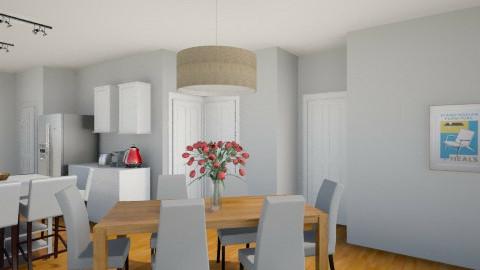 Notre maison 20153 - Modern - Kitchen - by Yellow Moon Design