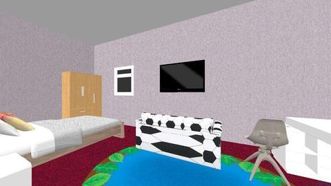 Belles room - Kids room - by keeliamensah
