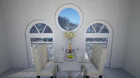 breakfast - Dining room - by interiorinterior