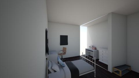 Her Old Dream Room - Bedroom - by IvoryRose