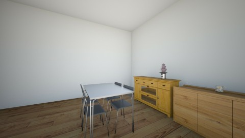 nicky - Minimal - Kids room - by donessa barrett