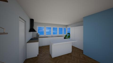 kook eiland - Living room - by Mthe