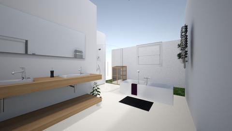 JAMES CHARLES INSPIRATION - Modern - Bathroom - by tomikaharley______