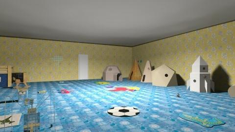 Little boy Sam - Rustic - Kids room - by Sweetie9