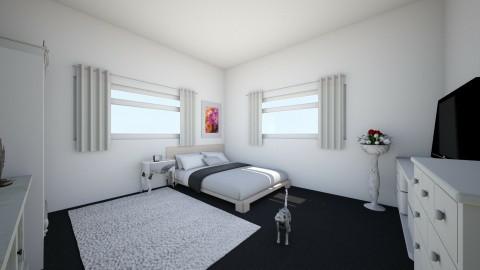 My room - Modern - Bedroom - by peppermintgirl87