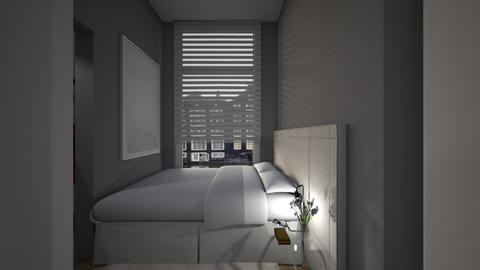 Casa256Bedroom - Modern - Bedroom - by nickynunes