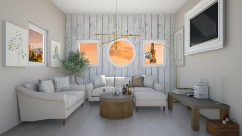 living room I - Living room - by Florence Verdin