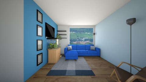 sergiu16 - Living room - by misterds