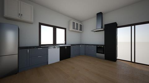 karina - Kitchen - by leonardas21