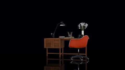 Vintage desk - Vintage - Office - by HenkRetro1960