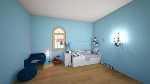 Bedroom - by DogDesigner