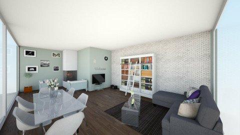 may - Living room - by Weronika Gunther