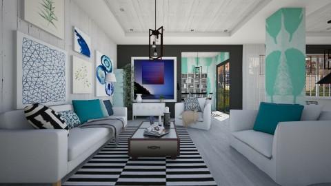 yepp - Living room - by nikolaiR6971