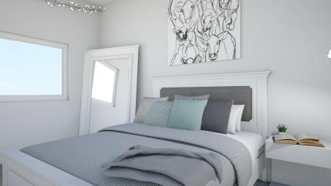 classic - Bedroom - by chloesimoxox