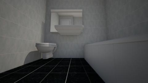 Badezimmer - Rustic - Bathroom - by Bucher