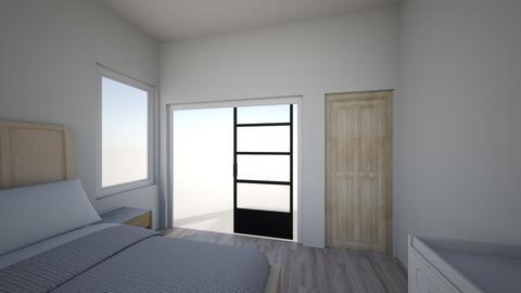 my room - Modern - Bedroom - by marsen7